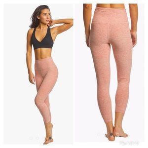 Beyond Yoga High waisted space dye leggings S